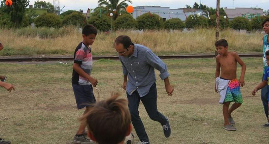 'Pequeños Gigantes' festejó sus dos años de labor solidaria
