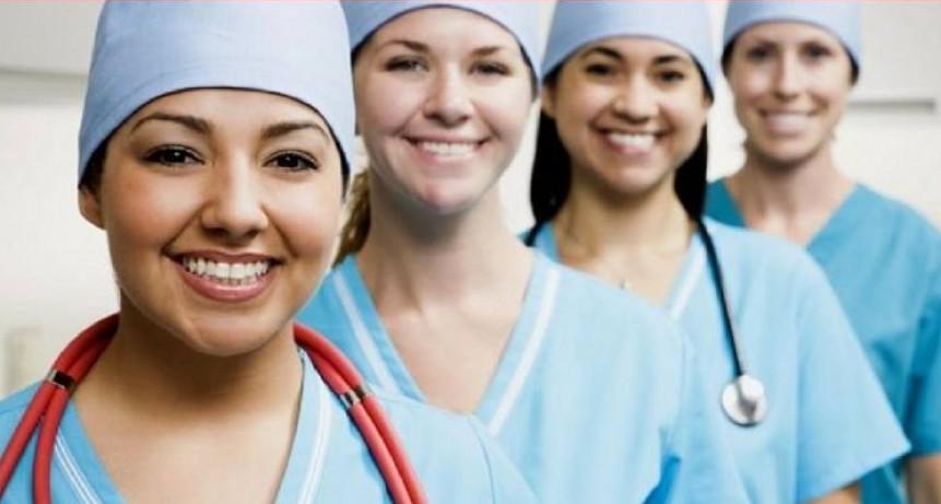 Tecnicatura en Enfermería: Se abrió la inscripción hasta fines de abril