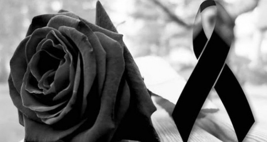 Falleció Rosa Edith Sabalza