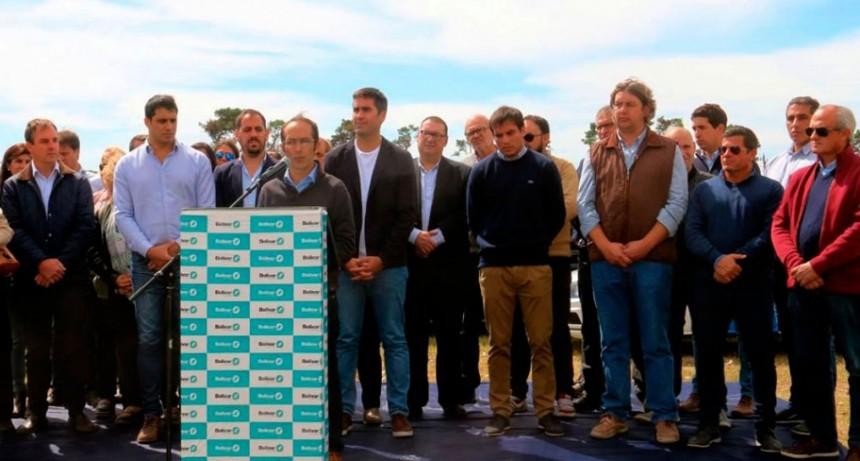 Marcos Pisano: 'Hoy coronamos años de trabajo por el gas de Pirovano'