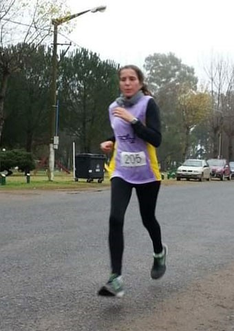Lorena Juárez: 'Tengo como objetivo correr alguna carrera de 21k para poder mejorar mis tiempos en 10k'