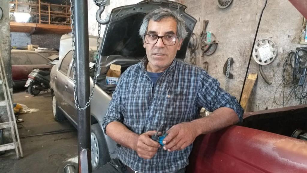 Tito Figlioli: 'Quiero que los agarren y no le hagan más daño a los demás'