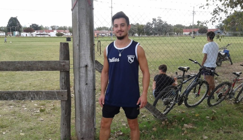 Federico Brítez: 'El lindo ver como el futbol femenino está creciendo en Bolívar'