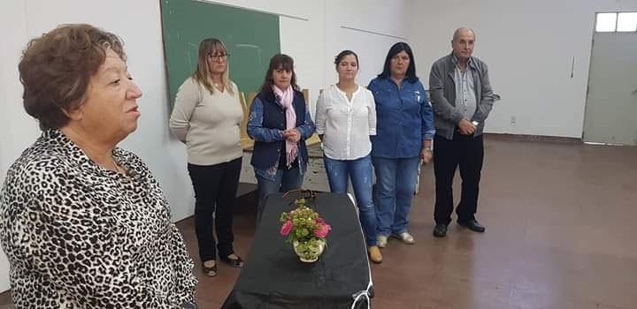 Estela Gallego: 'Es importante tener estas oportunidades de estudio en localidades pequeñas'