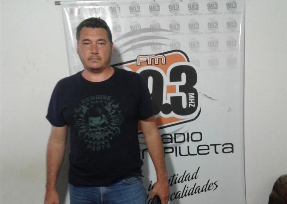 Pablo Volpi: 'El CAU es la camiseta que siento desde chico'