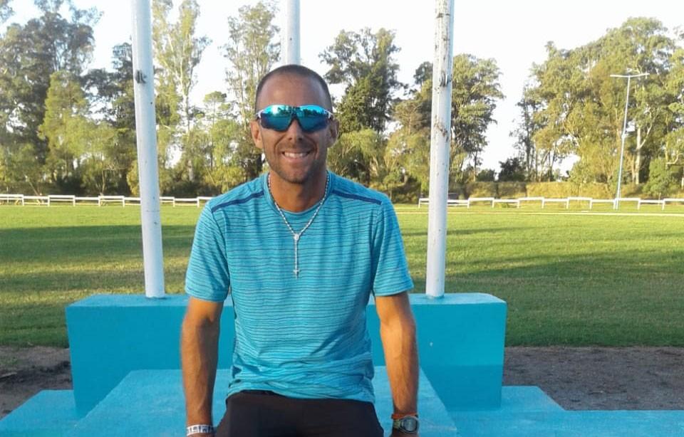Juan Manuel Chaves: 'Los chicos me han dado muchísima alegría con sus progresos y los desafíos personales que se proponen'