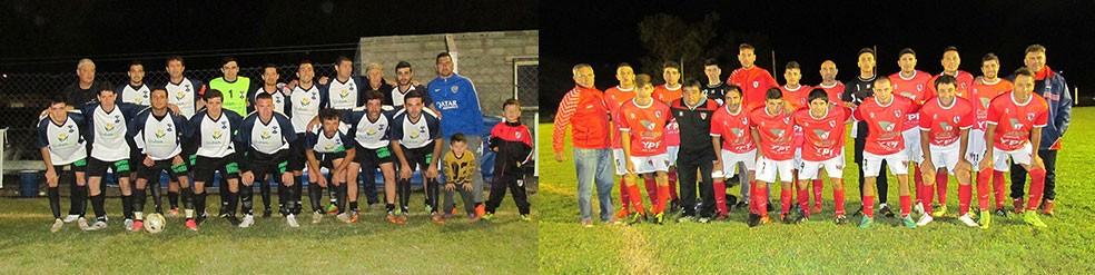 Con un gran marco público se jugó la primera fecha de la Copa Ciudad de Bolívar