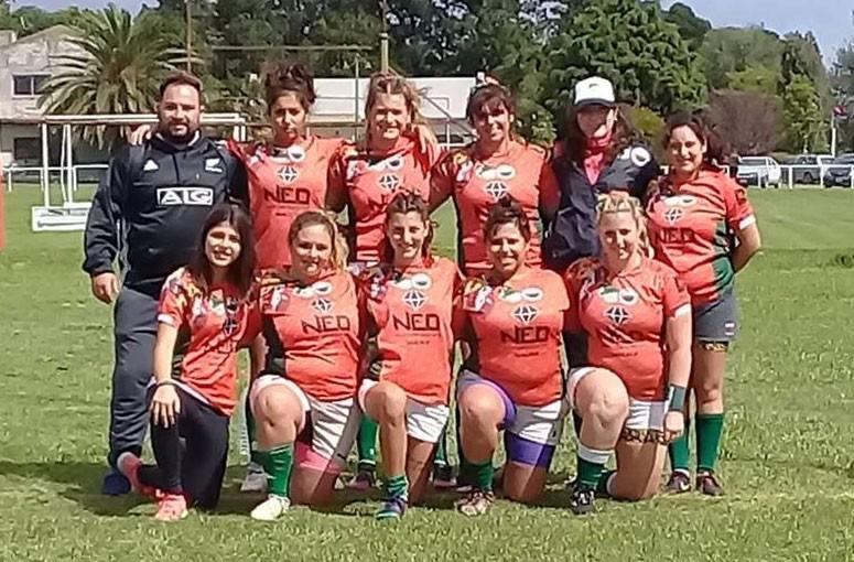 Las Indias Rugby jugaron la 1º fecha del zonal de UROBA en Azul