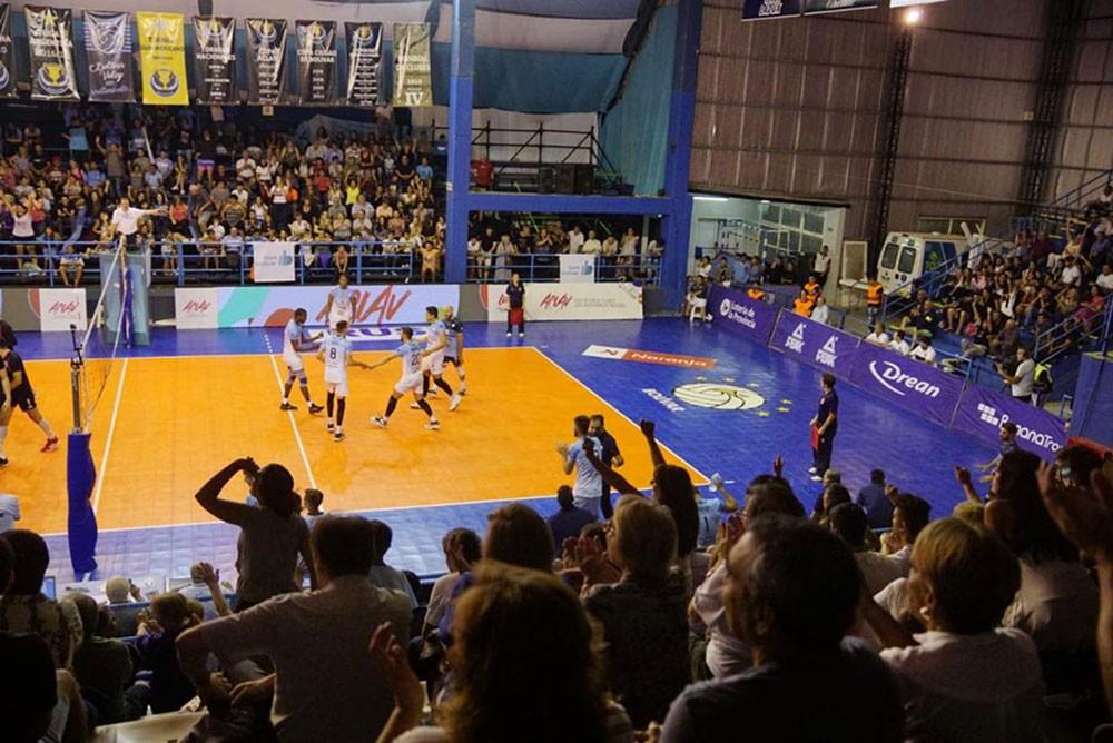Bolívar Voley comienza las semifinales de la LVA este jueves de local ante Libertad Burgi