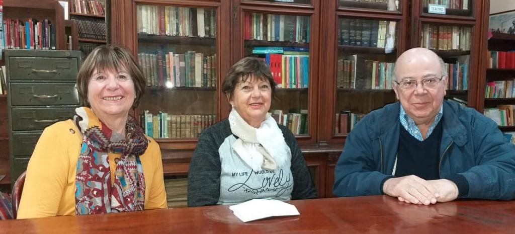 Comienzan las visitas guiadas de los colegios a la Biblioteca Rivadavia