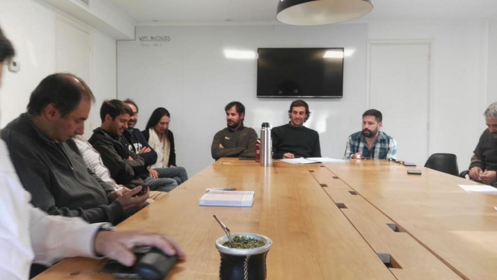 Se realizó la primera reunión organizativa para la Chocleada 2019 en Bolívar