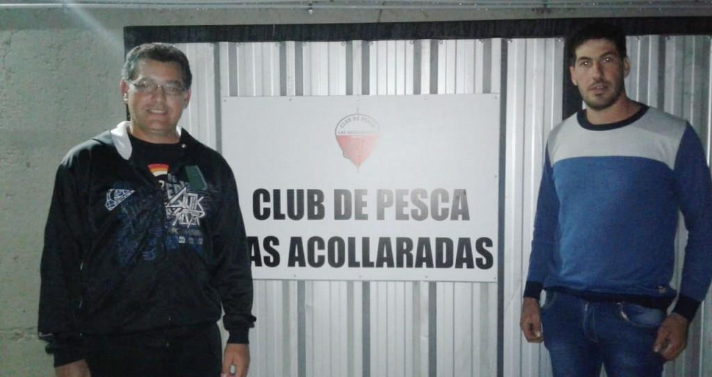 Comienza el nuevo ranking anual del campeonato de pesca del Club Las Acollaradas