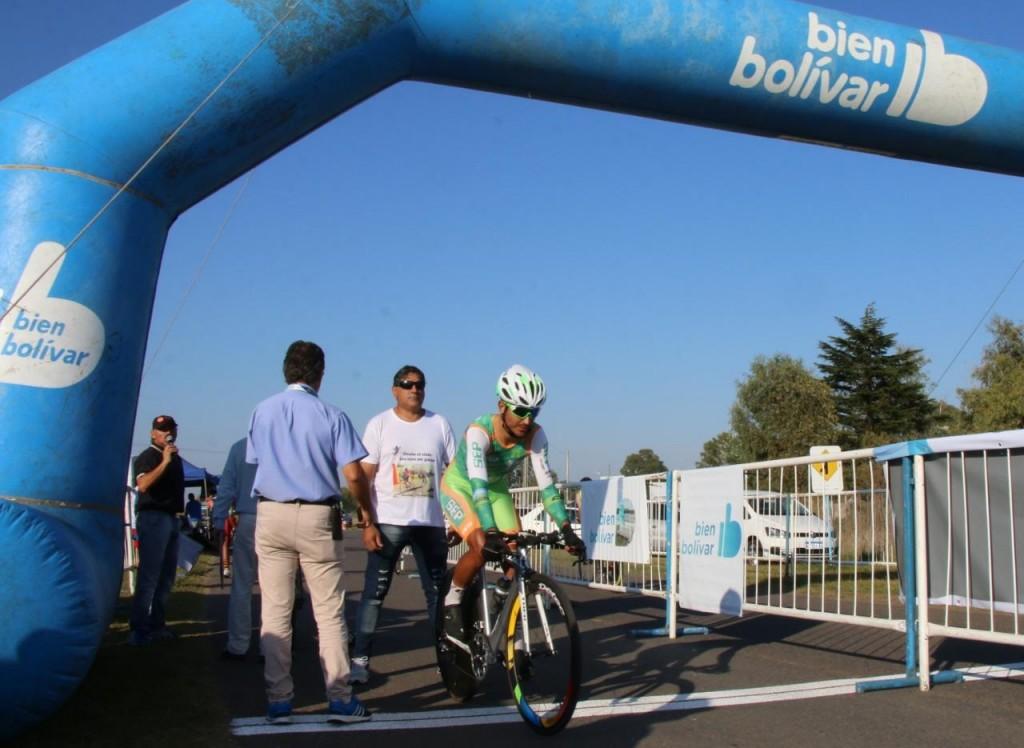Gran Premio Ciudad de Bolívar: Dotti quedó primero en la clasificación General