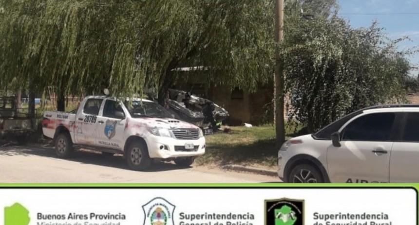 Parte oficial: Subdelegación Departamental de Investigaciones en función Judicial Bolívar