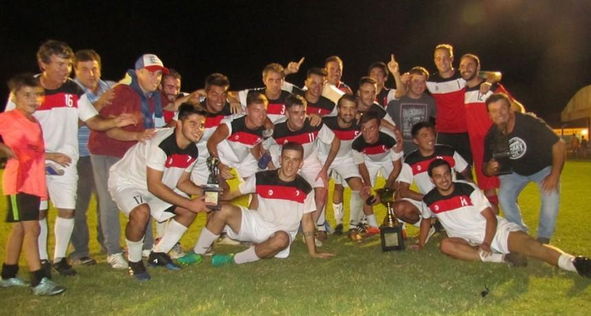 Barrio Flores se coronó como el gran campeón del Torneo Interno de Los Barrios