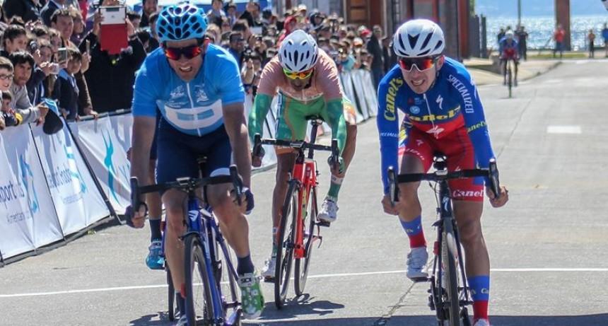 Juan Pablo Dotti, culminó cuarto en la etapa, bonificó en una meta y mantuvo su tercer puesto en la general.