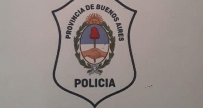 Parte de Prensa Comisaria de Bolívar sobre operativos del fin de semana