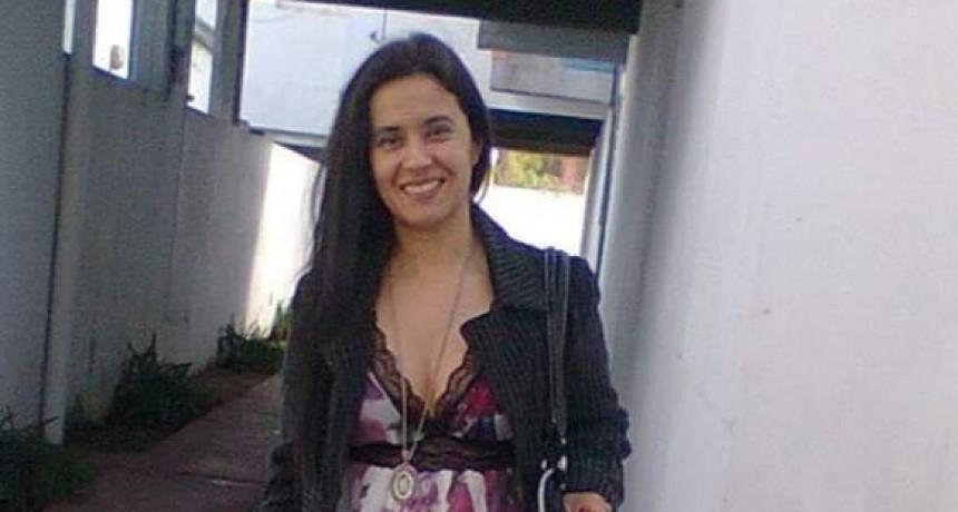 Stella Huetagoyena estuvo la Fiscalía de Bolívar