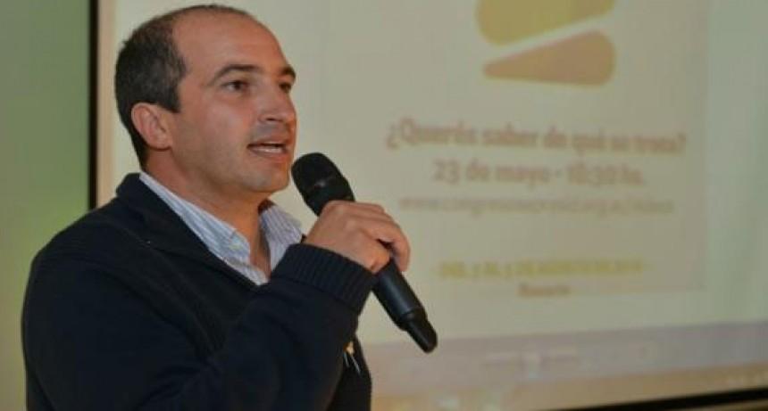 Pedro Vigneau fue designado subsecretario de Mercados Agroindustriales