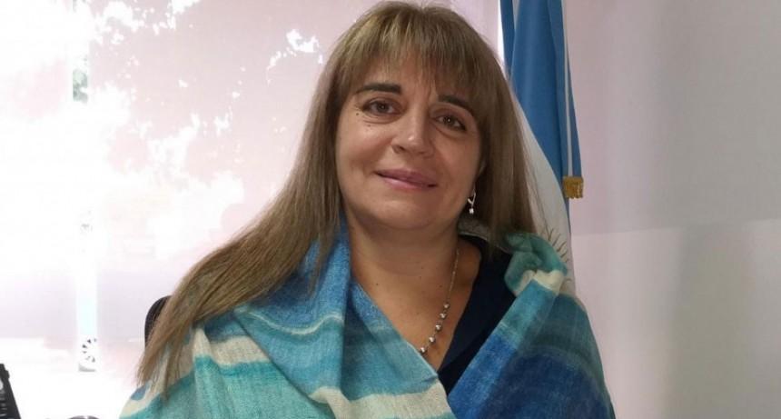 Sandra Santos: 'Es momento de que las mujeres asuman la responsabilidad en lugares estratégicos de la política'
