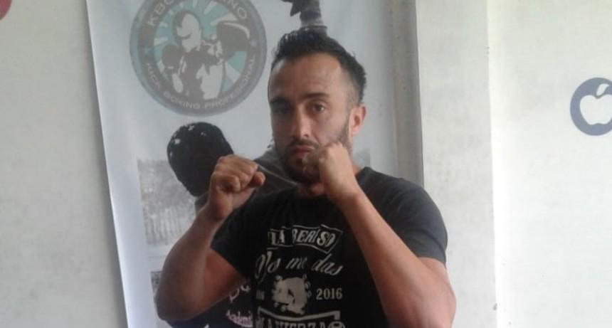 Santiago Gonzalez participará del evento Pioneros XXI de Kick Boxing