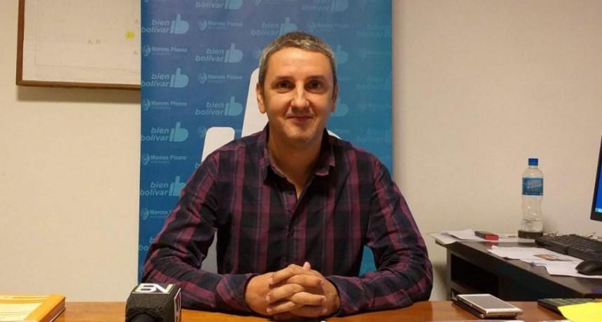 Bolívar participa de un seminario de la red de desarrollo urbano pampeana
