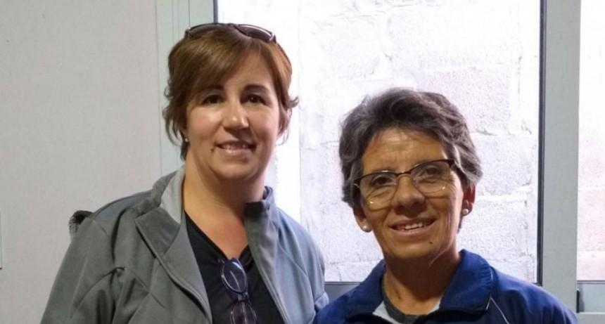 Carmen Chávez: 'Somos un grupo grande que trabajamos a la par y trasmitimos valores'
