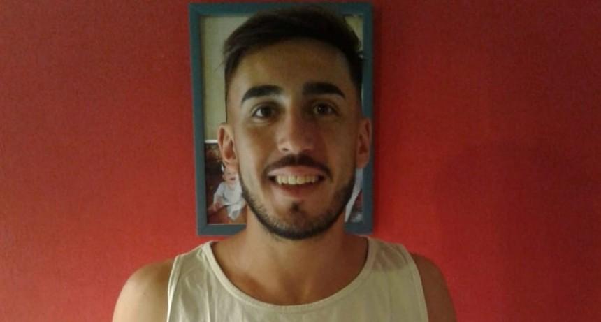 Facundo Sgarlatta: 'Los chicos de CAU lo que tienen es mucho amor propio'