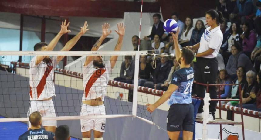 LVA: Bolívar Vóley semifinalista de la Liga de Voleibol Argentina