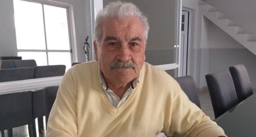 Héctor Pacho: 'Lo que quiero es que no mientan cuando alguien pregunte porque me fui de bomberos'
