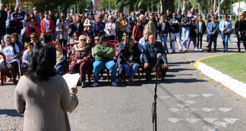 Se realizó el acto por el Día de la Memoria organizado por SUTEBA