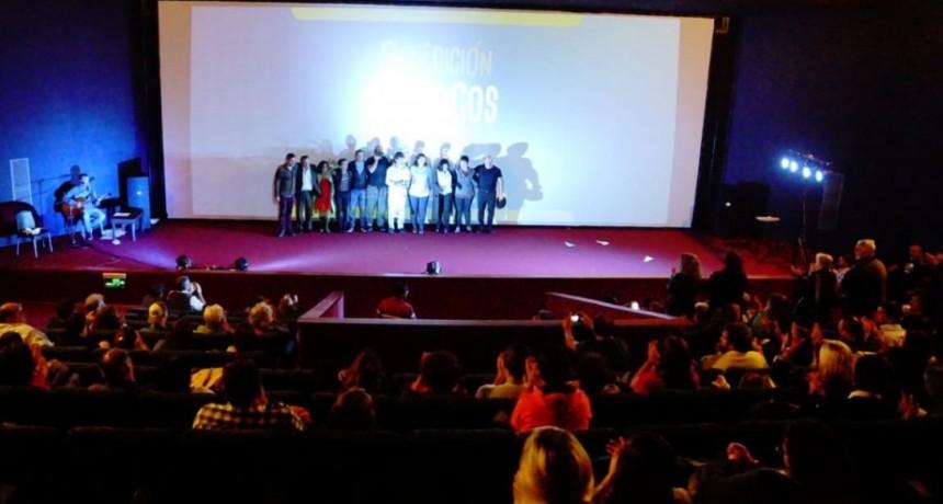 Se presentó la propuesta teatral Idénticos Bolívar