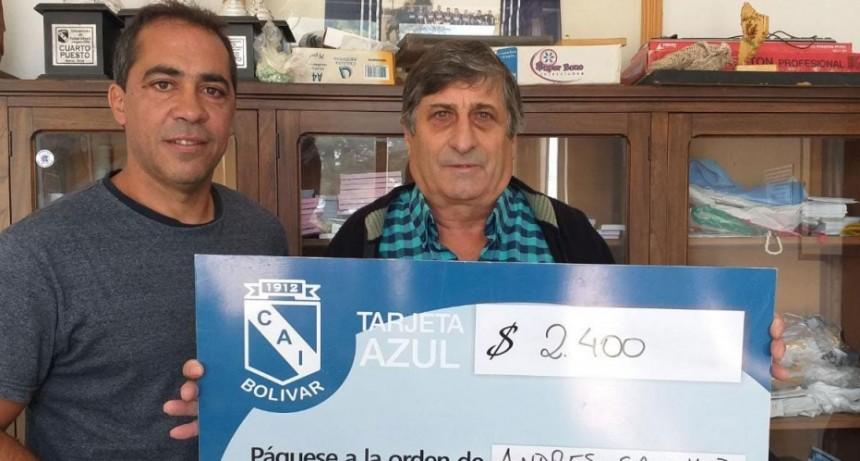 La Tarjeta Azul de Club Independiente entregó tres nuevos premios