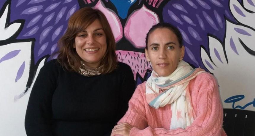 Emilia Garrote: 'Es un espacio en el que compartimos momentos para poder encontrarnos a nosotros mismos y poder así expresarnos'