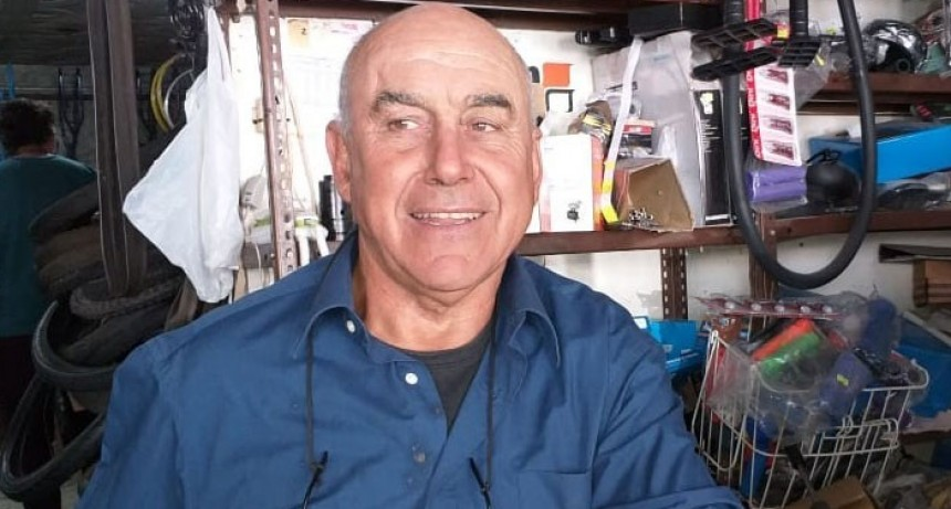 Norberto Santos: 'Me estafaron con un cheque robado en Mar del Plata en el año 2017'