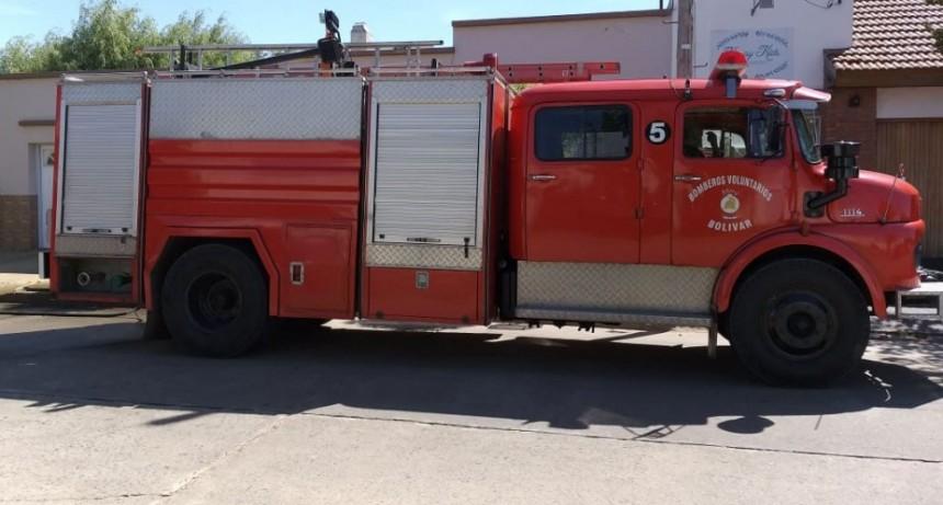 Se realizaron los sorteos de la tarjeta de bomberos voluntarios