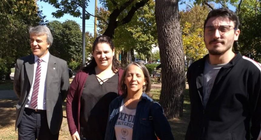 Se invita a toda la comunidad a ser parte del cambio del nombre a la Plaza Pueblos Originarios