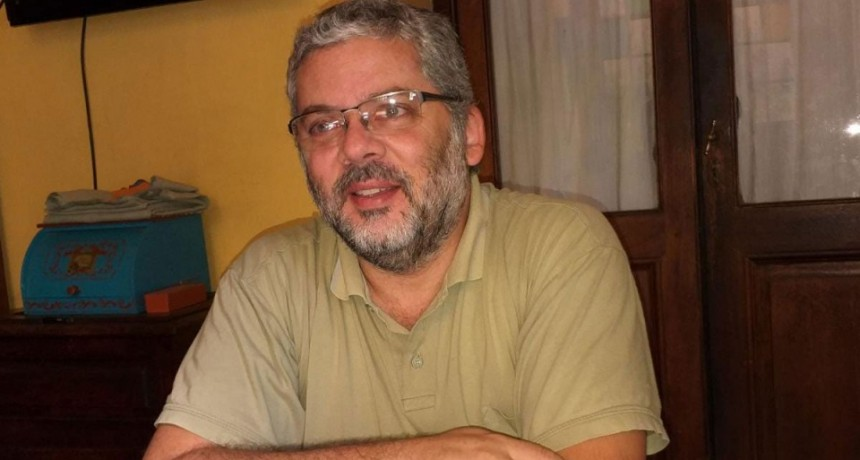 Carlos Teijon: 'Nos merecemos un año de mucha actividad para que no nos duela tanto el despegue'