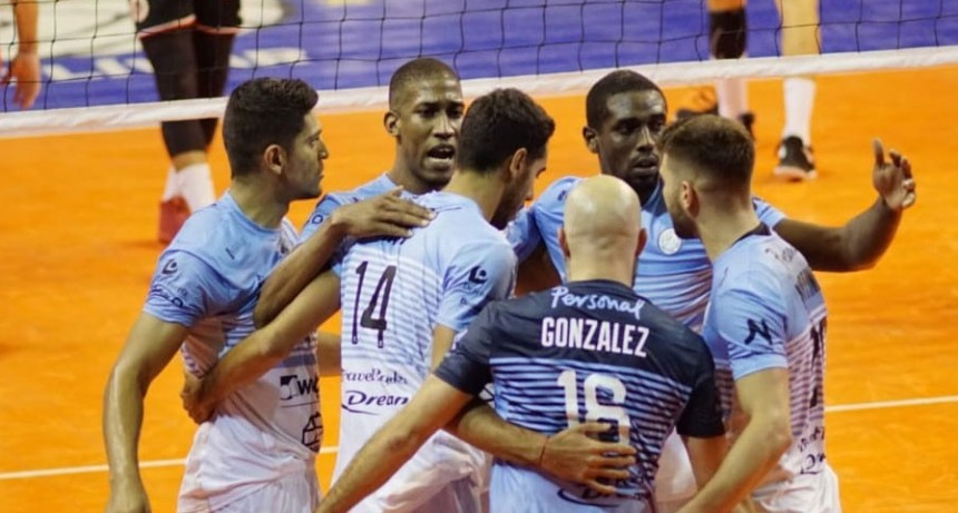 Semifinales LVA: Bolívar Voley recibe a Libertad este sábado en el segundo juego de la serie