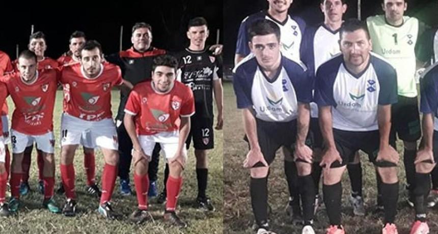 Urdampilleta: Se disputó la tercera fecha de la 'Copa Ciudad de Bolívar'