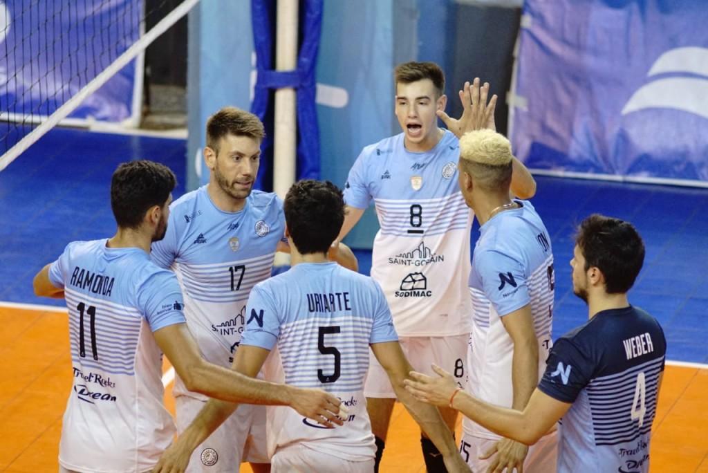 Bolívar Vóley cerró con triunfo la Fase Regular de la Liga de Voleibol Argentina