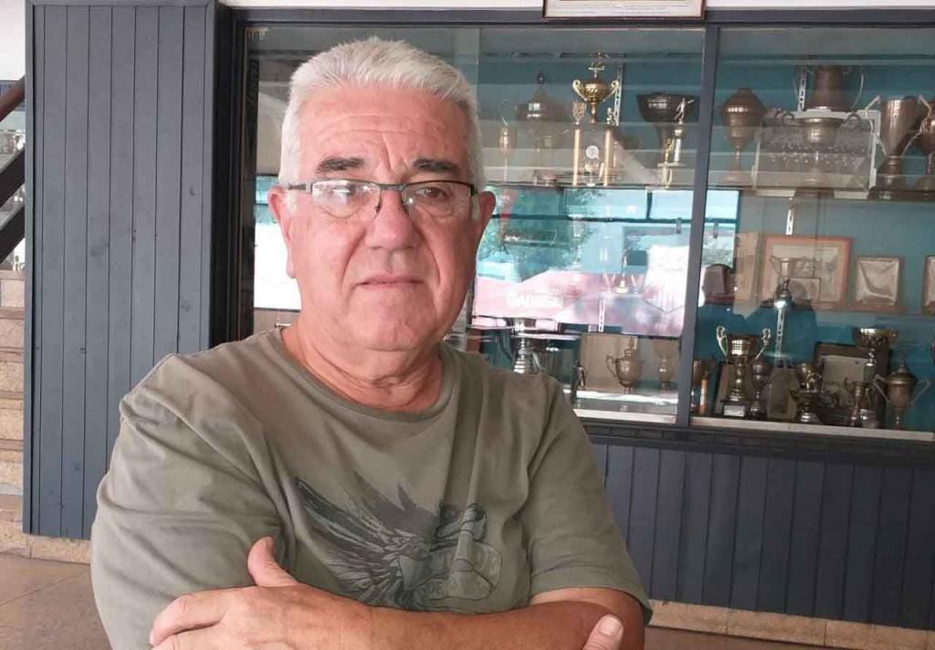 Alfonso Croce; 'El principal objetivo de Empleados es mantener las instalaciones de la institución en pie'