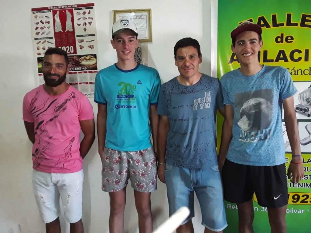 Tugores Bike Team debutó en la temporada 2020 presentándose en Daireaux
