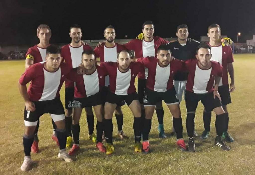 Barrio flores ganó con contundencia y buen fútbol y sueña con ser bicampeón