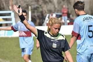 Copa de Campeones: Por primera vez en la historia de la LPF una mujer es árbitro de un partido oficial