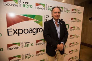 Alejandro Petek; 'La idea es mantener al campo Siempre Verde y Siempre Verde'