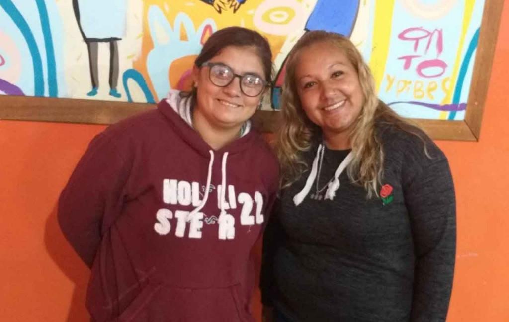 Romina Mendoza y sus Pequeños Gigantes cumplieron cuatro años siendo parte del comedor