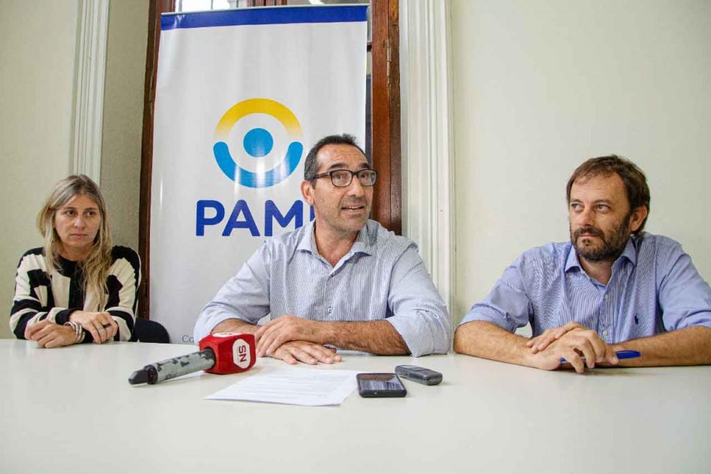 PAMI; Presentación del nuevo listado de medicamentos gratuitos