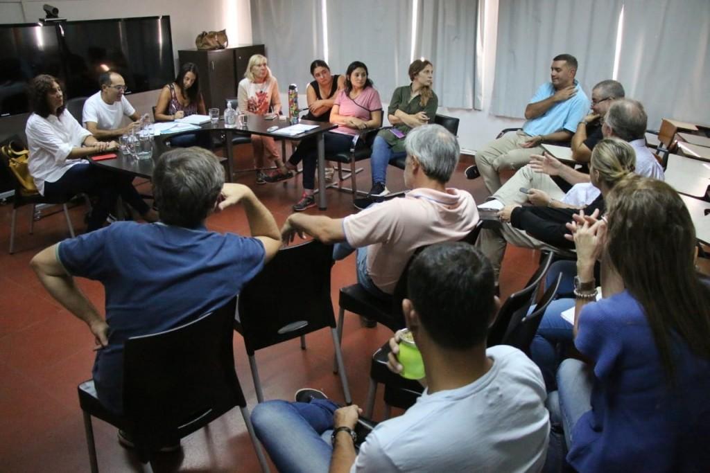 El Intendente Marcos Pisano sigue al frente del operativo sanitario preventivo