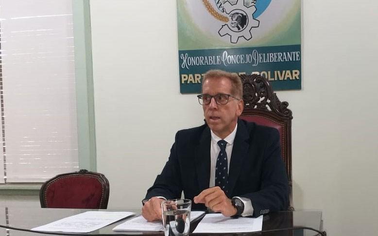 Segunda Sesión Ordinaria del HCD nuevamente sin público